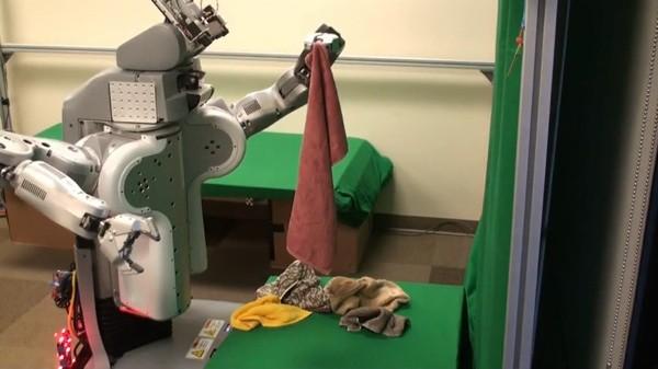 Robot PR2