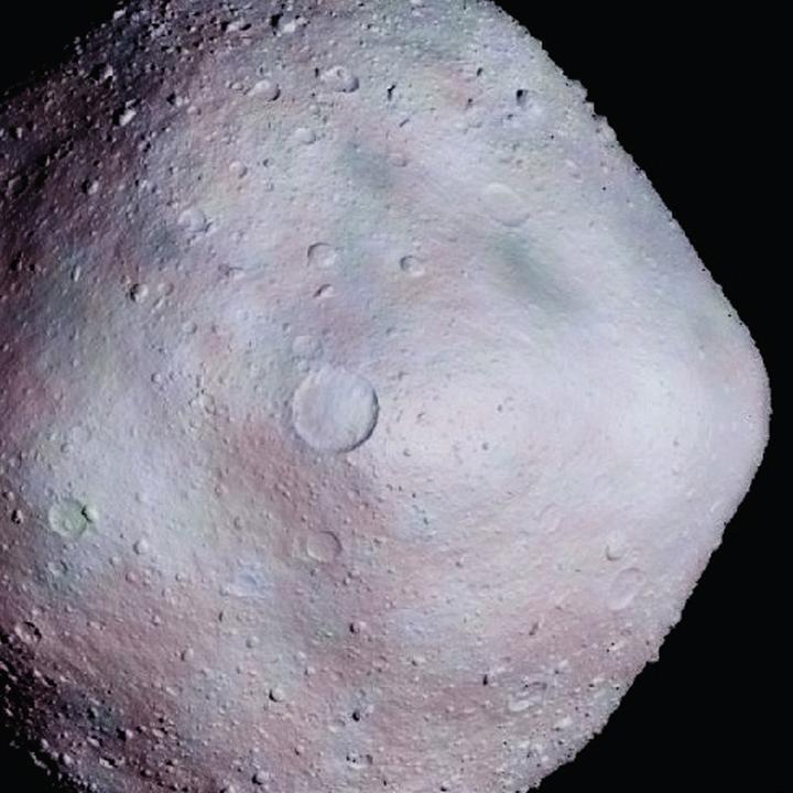 Asteroid 1999 RQ36