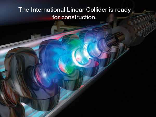 New international linear collider