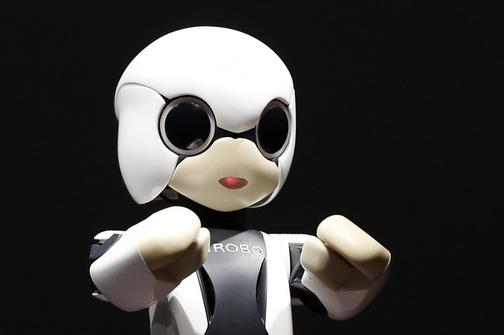 Robot astronaut Kiboro