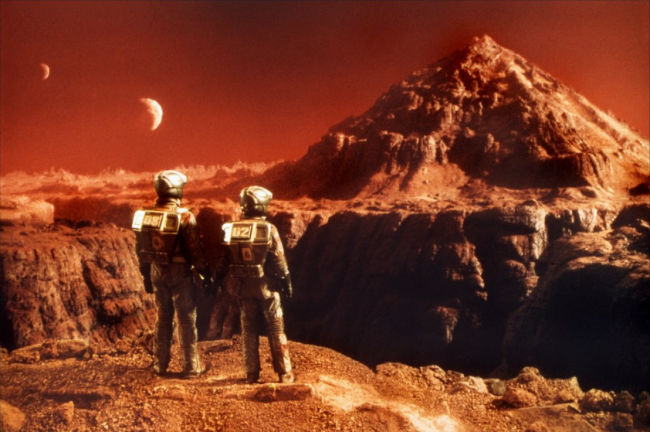 Travel to Mars in 2020