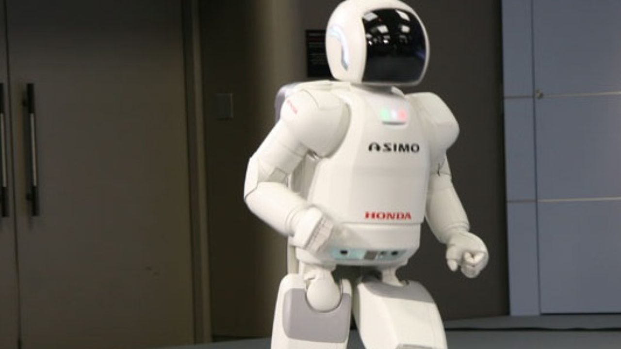 Asimo Honda robot failed examination during own demonstration