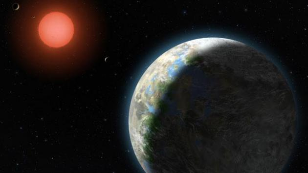 Red dwarfs exoplanets