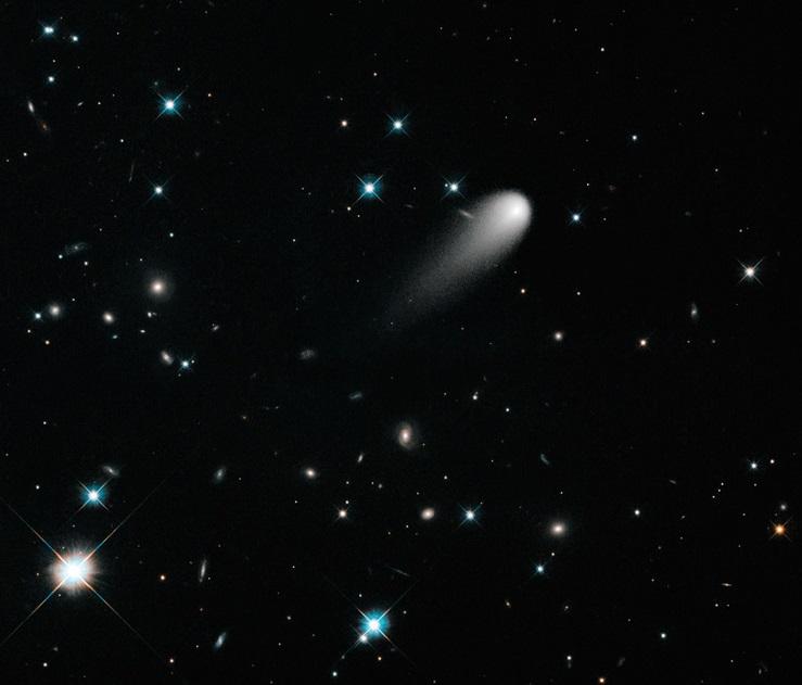 C2012 S1 comet