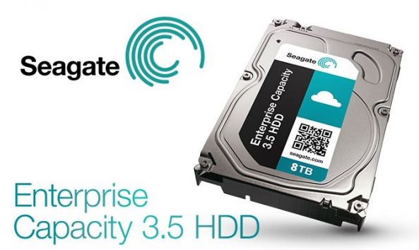 First 8TB Hard Drive Seagate