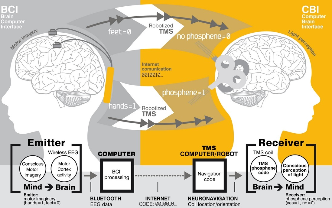 Brain-to-Brain communication
