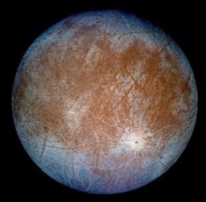 Jupiters moon Europa
