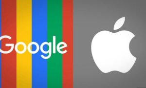 Apple confirms using Google Cloud