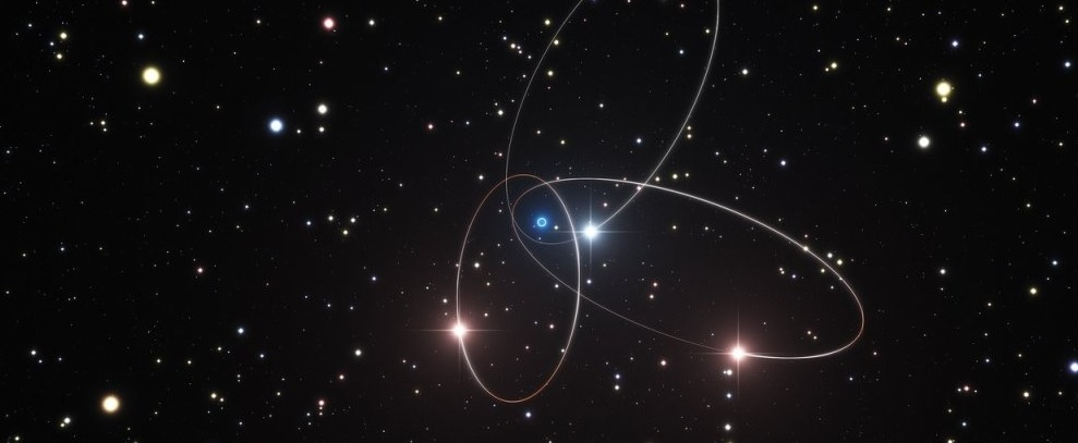 A Star Passes Black Hole at the Center of Our Galaxy Testing Einstein's Theory of General Relativity