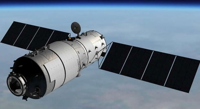 Chinese Space Station Is Supposed to Fall into Earth On March 30