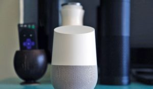 Finally, Google Home speakers reach in the UK