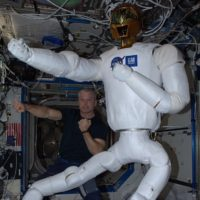 Robonaut 2 Will Return to Earth at the End of This Spring