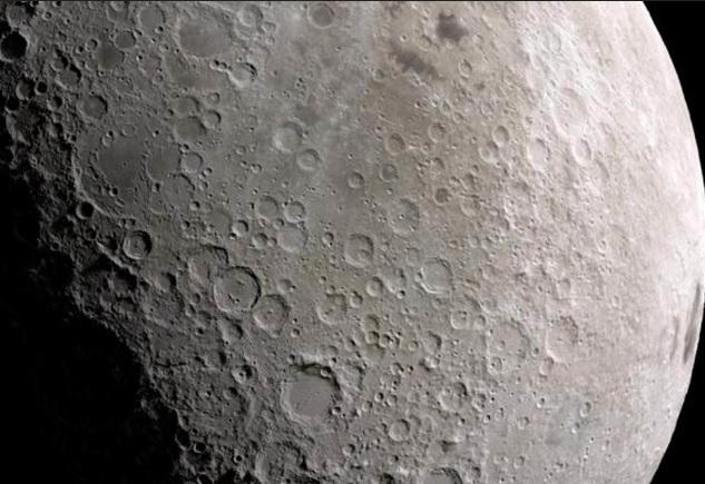 New AI Found 6,000 Craters on Moon that Hadn't Been Counted Before