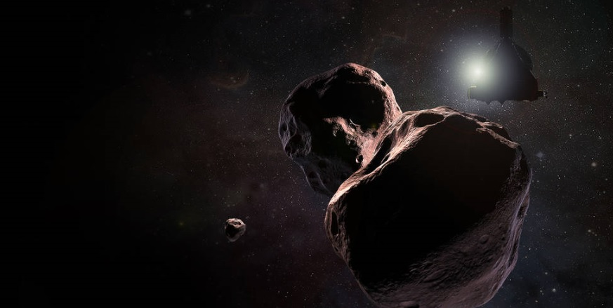New Horizons Has a New Name Ultima Thule