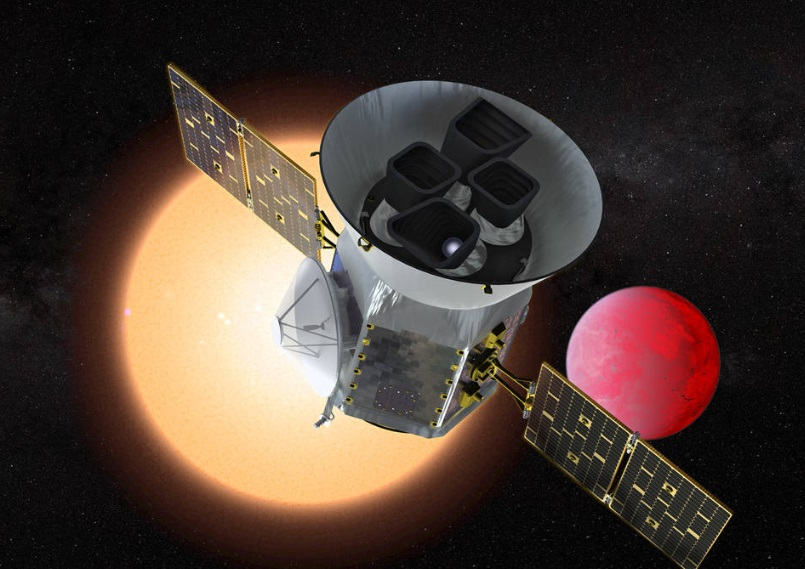 TESS Planet Hunter Launches this Month Searching Sky for New Worlds