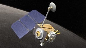 The researchers collected radiation data from the Lunar Reconnaissance Orbiter.