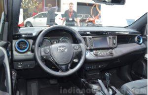2019 Toyota RAV4 Coming Soon at NYIAS