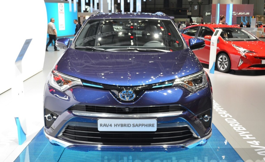 2019 Toyota RAV4 Coming Soon at NYIAS