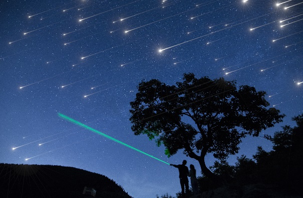 You Can Buy Artificial Meteor Shower Making your Special Day Unforgettable