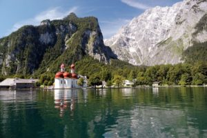 Bavaria is the German state with the most visitors