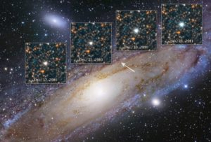 Discovering a Runaway Universe