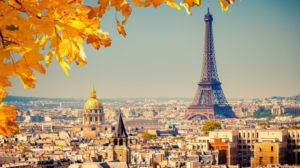 Paris, the capital city of France, is the third most visited city in the world