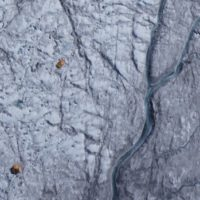 Researchers Discovered What Causing Dark Zone in Greenland's Ice Sheet
