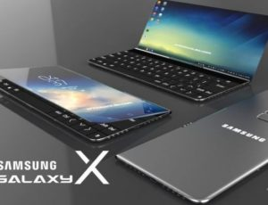 Samsung Galaxy X Coming Soon with an Amazing Foldable Screen Feature
