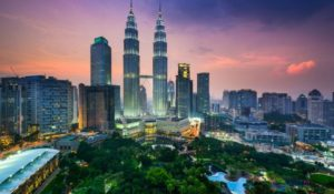 There are more 26.8 million visitors in Malaysia