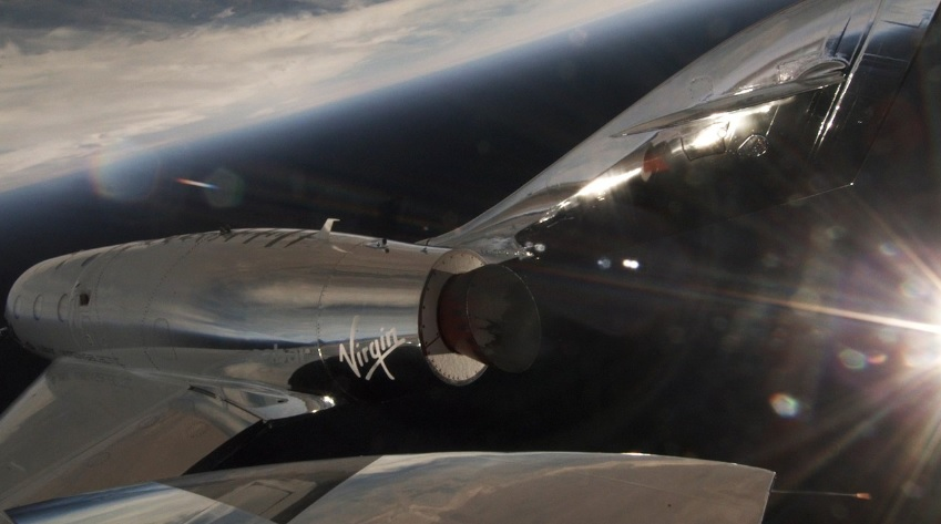 Virgin Galactic launched its first Spaceflight After a Fatal Crash in 2014