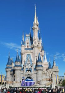 Walt Disney World's Magic Kingdom in Florida