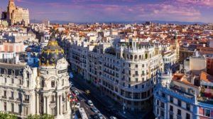 there are more than 75.6 million visitors in Spain