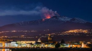 top 10 dangerous volcanoes, Mount Etna