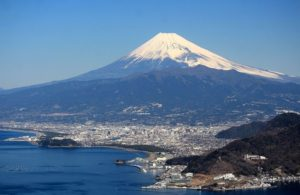 top 10 dangerous volcanoes, Mount Fuji