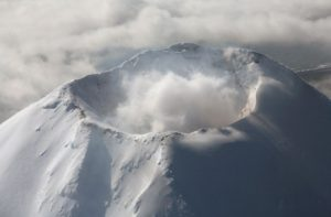 top 10 dangerous volcanoes, Mount Shishaldin