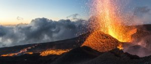 top 10 dangerous volcanoes, Piton de la Fournaise