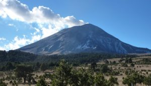 top 10 dangerous volcanoes, Popocatépetl