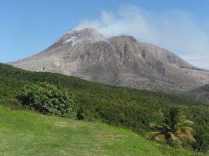 top 10 dangerous volcanoes, Soufrière Hills