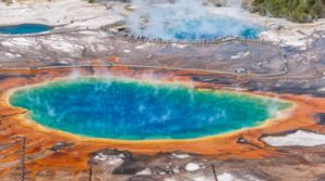 top 10 dangerous volcanoes, Yellowstone Caldera