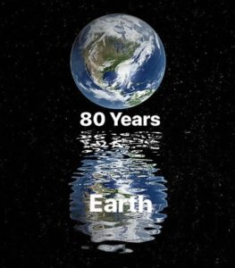 we may live here more than 80 years