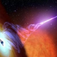 Scientists Has Discovered the Fastest Growing Black Hole