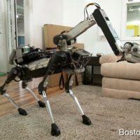 Boston Dynamics SpotMini Robot Goes on Sale in 2019