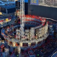 ITER Is One of the Largest Nuclear Fusion Project