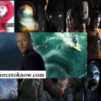 Top 10 Most Horror Films in 2018