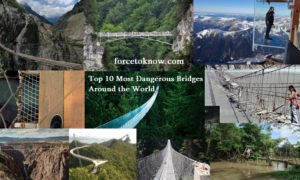 Top 10 Most Dangerous Bridges Around the World