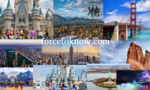 Top 10 Most Beautiful Tourist Attractions in The United States
