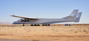 Stratolaunch Plans to Launch in 2019