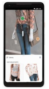 Google Lens Update: Style match