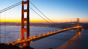 Visiting the world famous Golden Gate Bridge is an exclusive experience for every tourist