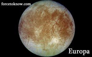 Europa has a diameter of 3,100 km